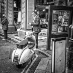 Vespa by Thomas James Thorstensson.