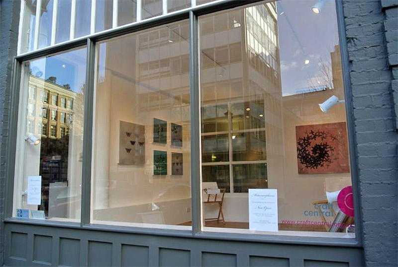 The showcase gallery, Clerkenwell