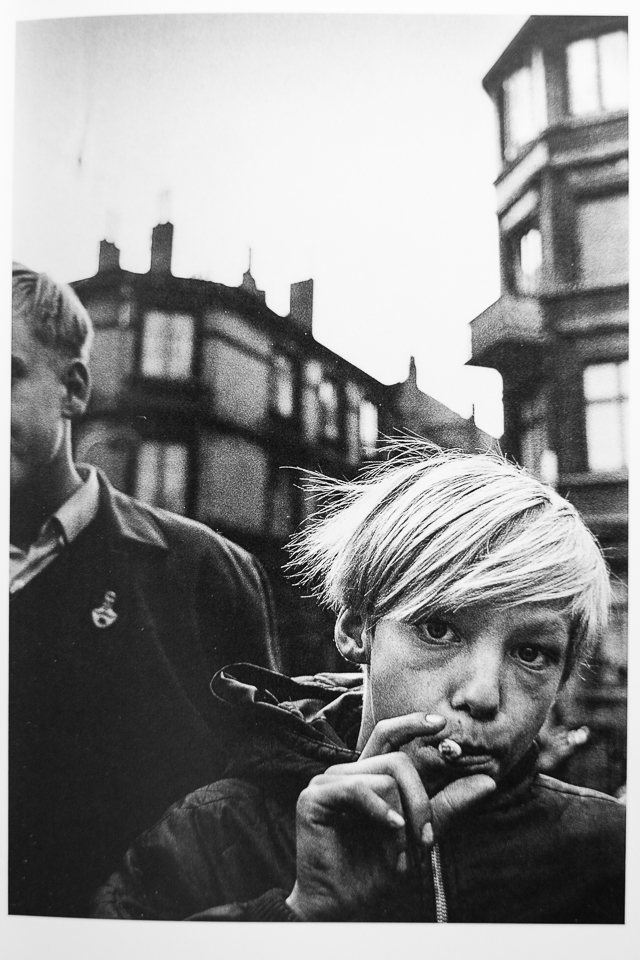 Hamburg-1967 Closing the distance: Anders Petersen
